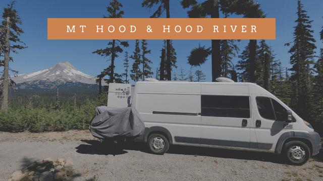 Mt. Hood and Hood River
