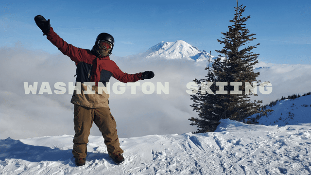 Washington Skiing