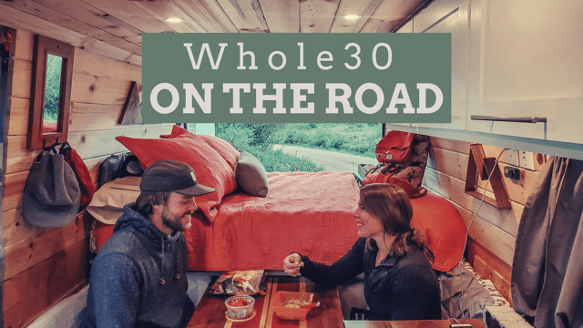 Whole30 on the Road